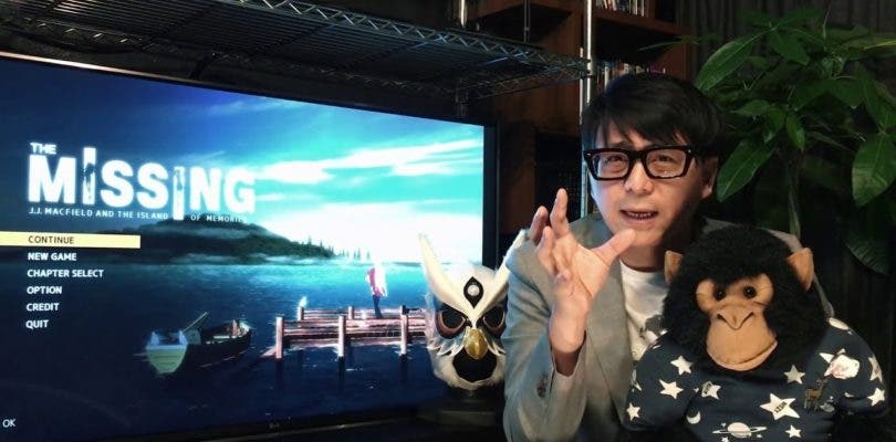 Swery65 anima a sus seguidores a jugar The Missing en Nintendo Switch