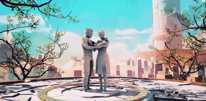 The Sojourn muestra sus puzles en un primer gameplay de 10 minutos
