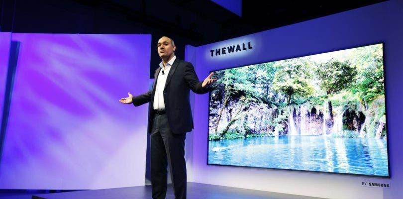 Samsung mostrará su tecnología QLED 8K en Madrid Games Week