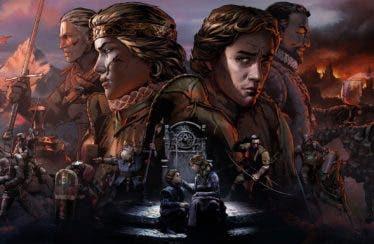 Nueva muestra gameplay del nuevo título del universo The Witcher, Thronebreaker