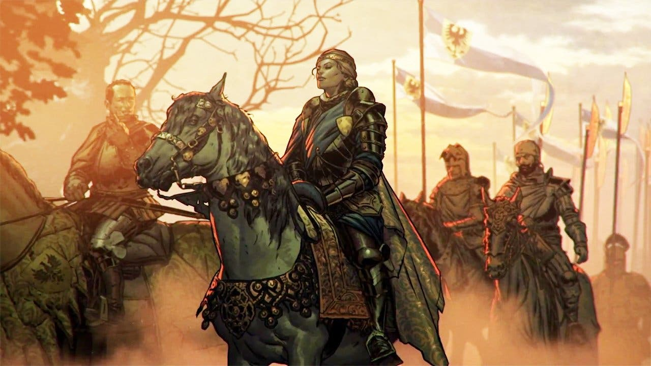 Imagen de CD Projekt RED no piensa en una secuela para Thronebreaker: The Witcher Tales
