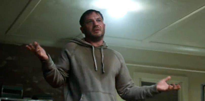 Tom Hardy solo aceptó el papel de Venom por hacer feliz a su hijo