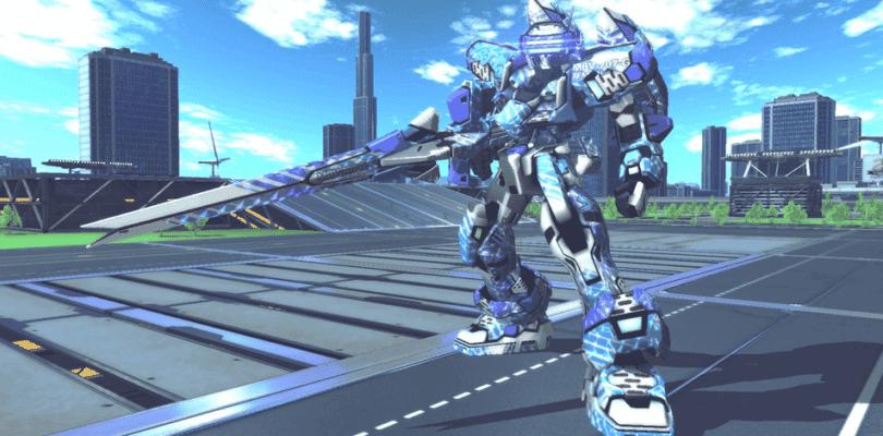 Varios títulos de Virtual-On se preparan para dar el salto a PlayStation 4