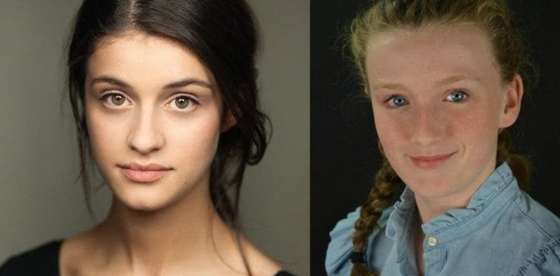 Freya Allan y Anya Chalotra serán Ciri y Yennefer en la serie de The Witcher