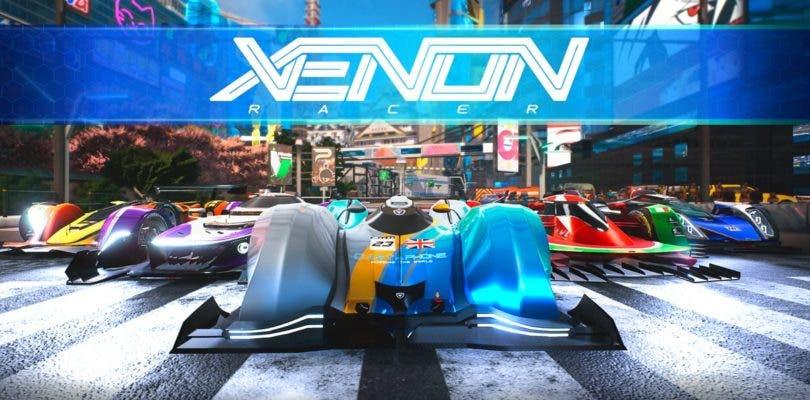 Xenon Racer, nuevo título de conducción futurista multiplataforma