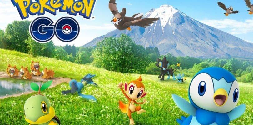 Pokémon GO presenta a la cuarta generación en un nuevo tráiler