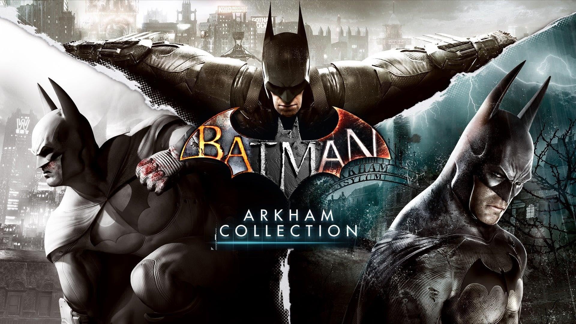 Imagen de La trilogía Batman: Arkham podría estar muy cerca de estrenarse en Xbox One