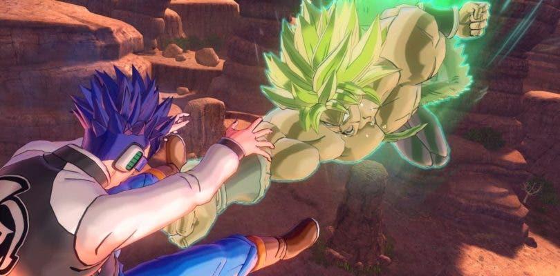 Broly muestra todo su poder en Dragon Ball Xenoverse 2
