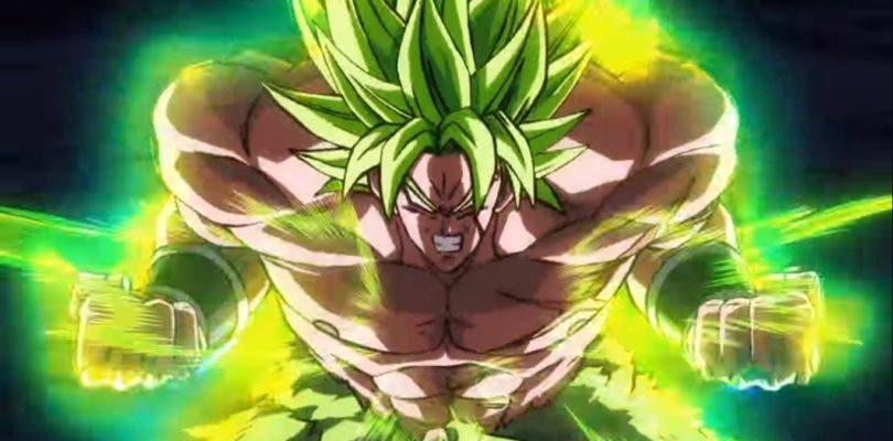 Combate épico en el explosivo nuevo tráiler de Dragon Ball Super: Broly