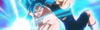 Esta es la nueva figura de Goku y Vegeta inspirada en Dragon Ball Super: Broly