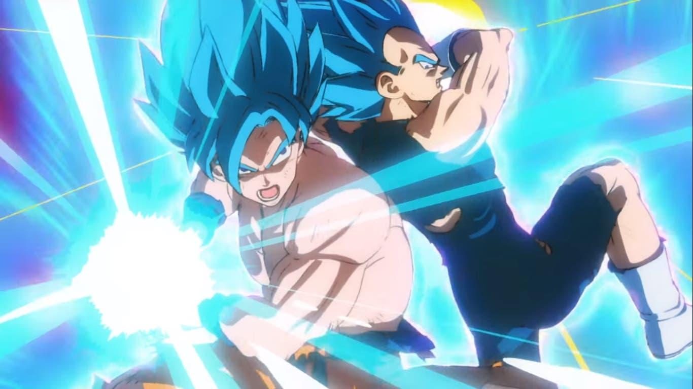 Imagen de Esta es la nueva figura de Goku y Vegeta inspirada en Dragon Ball Super: Broly