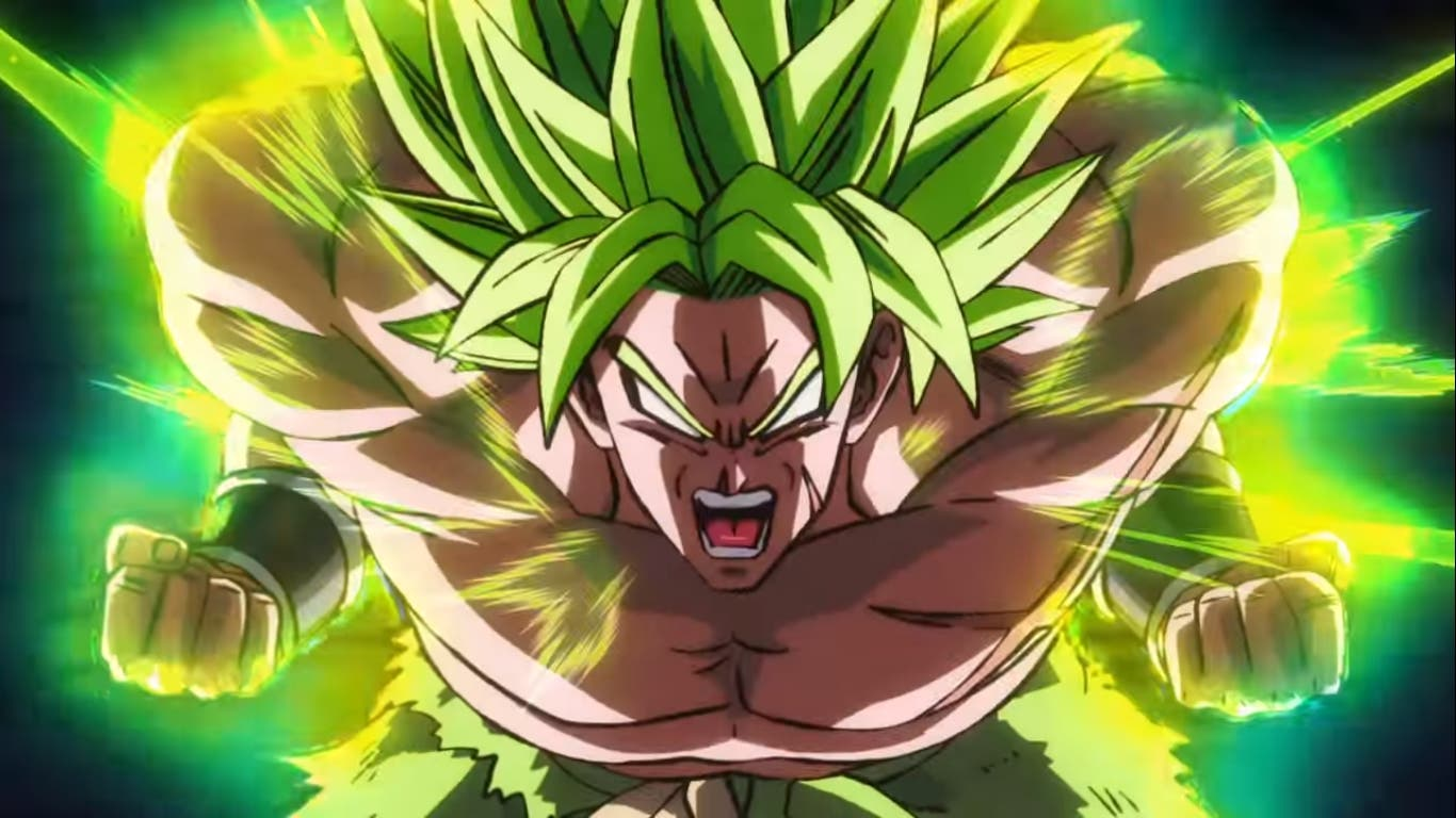Imagen de Crítica Dragon Ball Super: Broly