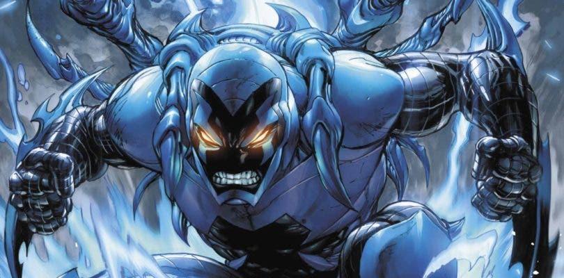 Warner Bros. prepara la llegada de un Blue Beetle latino al DCEU