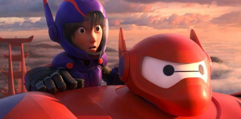 El director de Big Hero 6 trabaja en una nueva película animada para Netflix