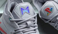 PlayStation y Paul George exhiben las zapatillas PG 2.5 x PlayStation Colorway