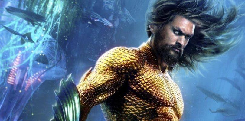 Las primeras reacciones de Aquaman anticipan un gran éxito para el DCEU