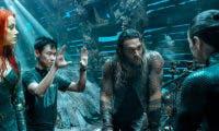 Aquaman está inspirada en El Señor de los Anillos y Star Wars