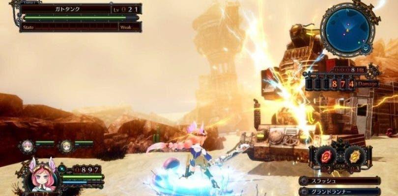 Nuevo gameplay de Arc of Alchemist repleto de acción en combate