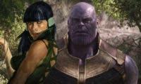Avengers 4 podría contar con el cameo de dos personajes de Los Eternos