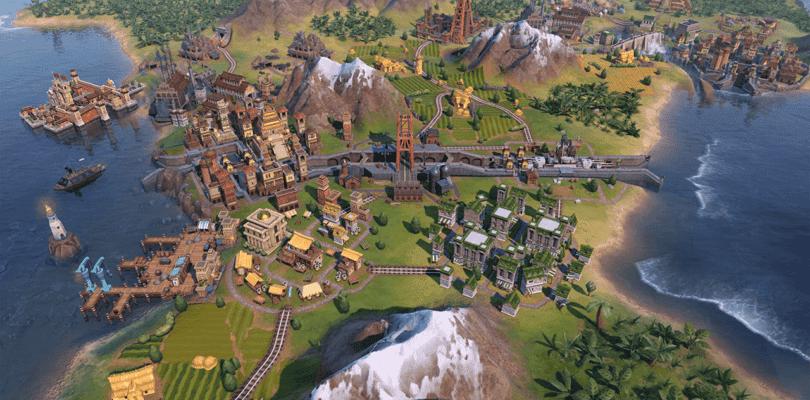 Firaxis anuncia Gathering Storm, la nueva expansión de Civilization VI