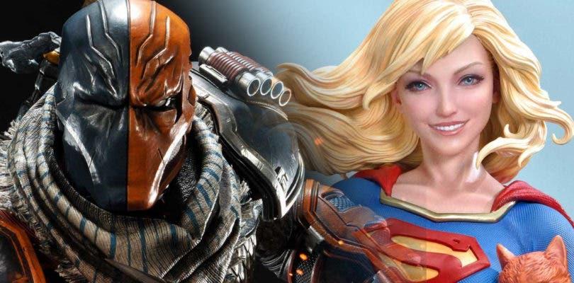 Prime 1 Studio muestra nuevas e imponentes piezas del universo DC Comics