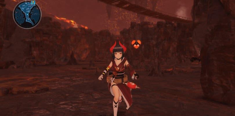 Idea Factory International comparte nuevas imágenes de Death End Re;Quest
