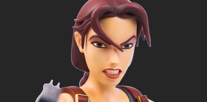 Gaming Heads muestra la segunda pieza del diorama de Tomb Raider