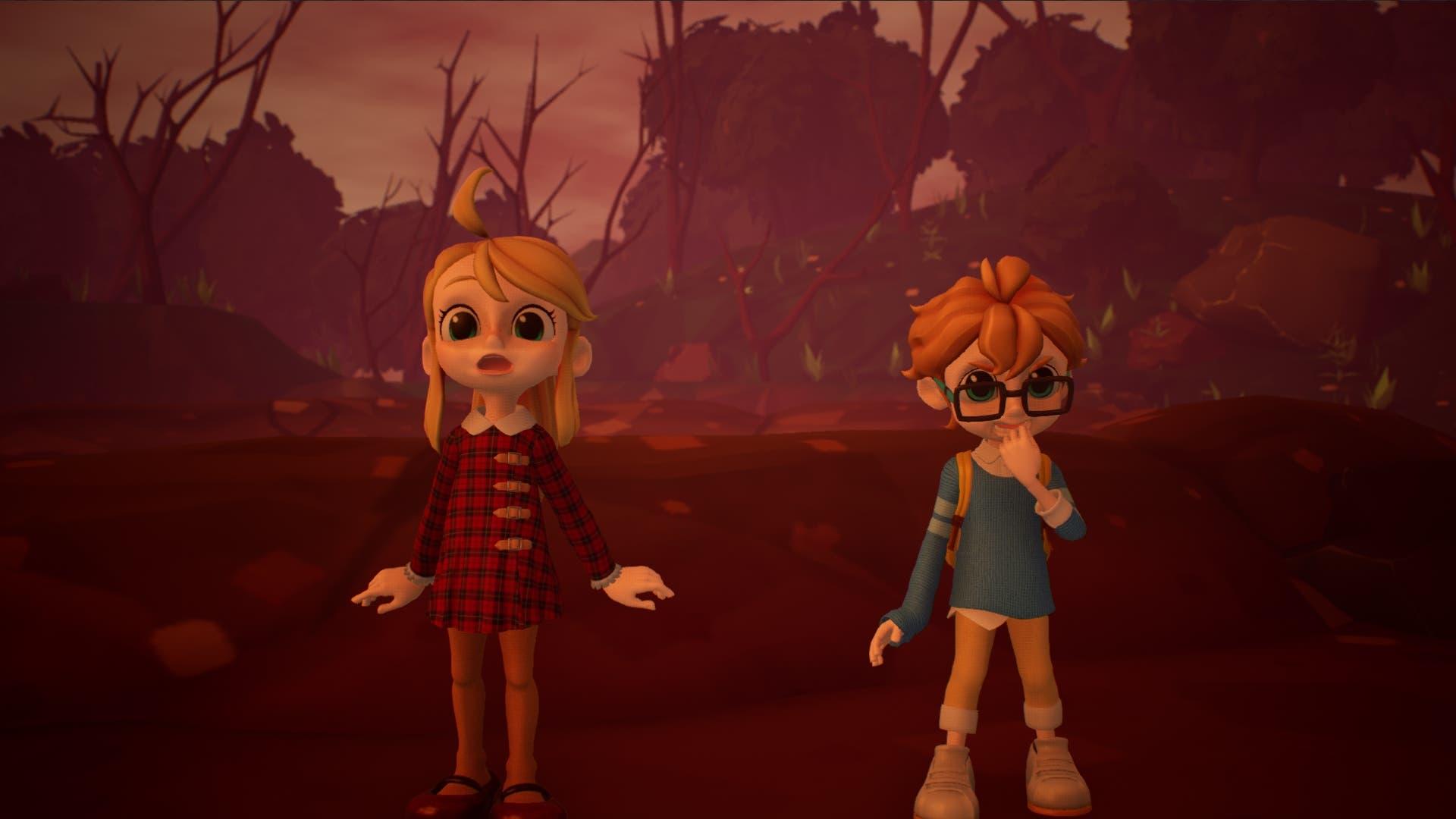 Imagen de Destiny Connect, el RPG con viajes en el tiempo, estrena nuevo tráiler con su lanzamiento japonés