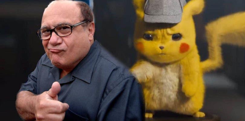 ¿Por qué Danny DeVito no terminó siendo la voz de Detective Pikachu?