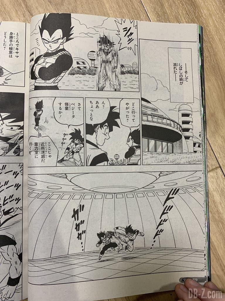 0bfc29c05 Así es el nuevo arco del manga de Dragon Ball Super  Primeras ...