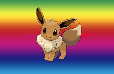 Eevee se convierte en un auténtico exterminador en Pokémon: Let's Go Pikachu/Eevee