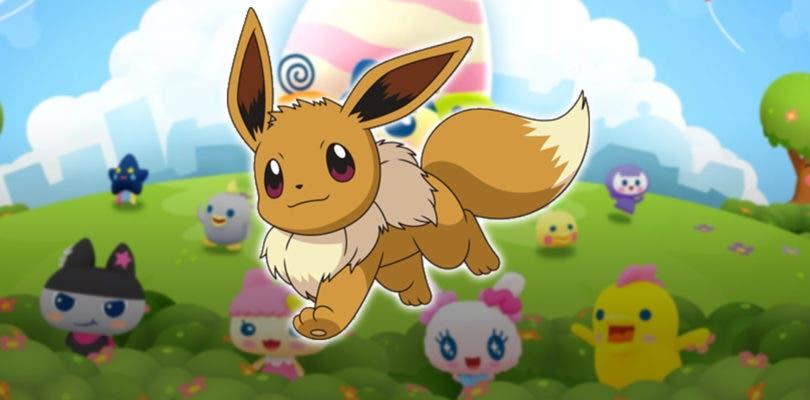 Un Tamagotchi de Pokémon con Eevee como protagonista podría estar en camino