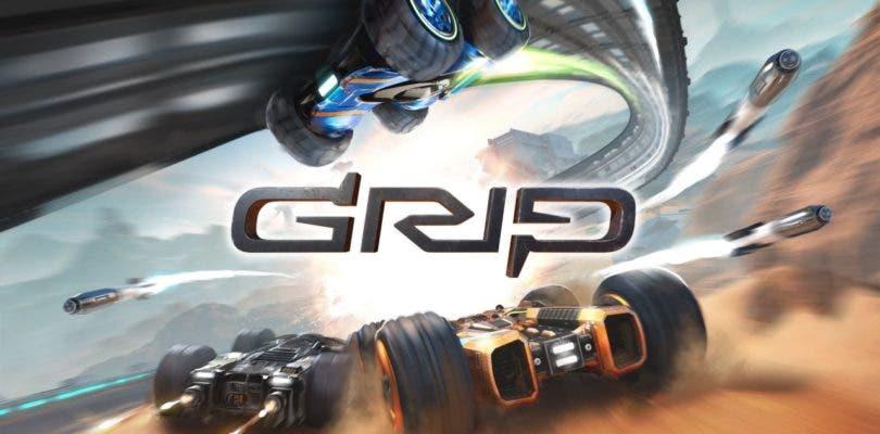 GRIP: Combat Racing presenta su tráiler de lanzamiento