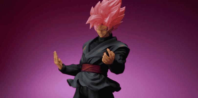 Dragon Ball Super: Presentada la figura Black Rose Gigantic Series X-Plus