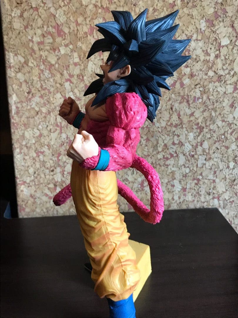 Goku Brush SS4 2