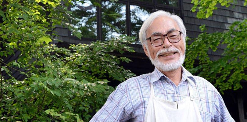 Hayao Miyazaki tendrá total libertad para su última película en Studio Ghibli