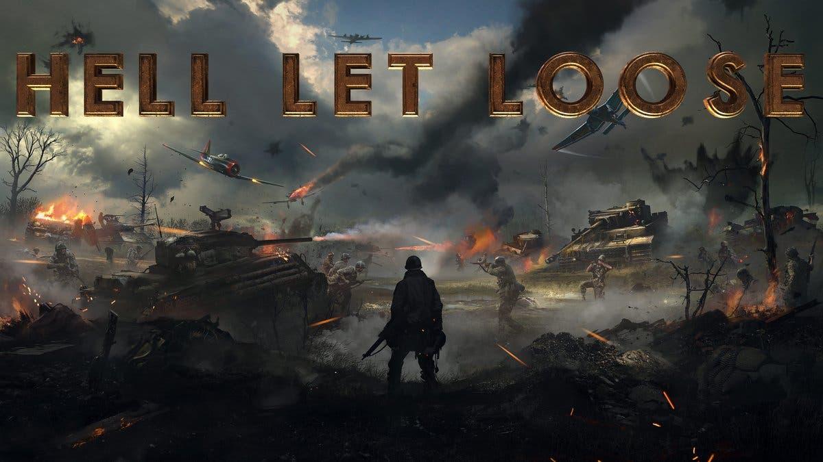 Imagen de Hell Let Loose, el shooter online ambientado en la IIGM, llegará a Steam Early Access en 2019