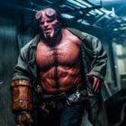 Hellboy se luce en una nueva imagen y confirma el baño de sangre que desplegará