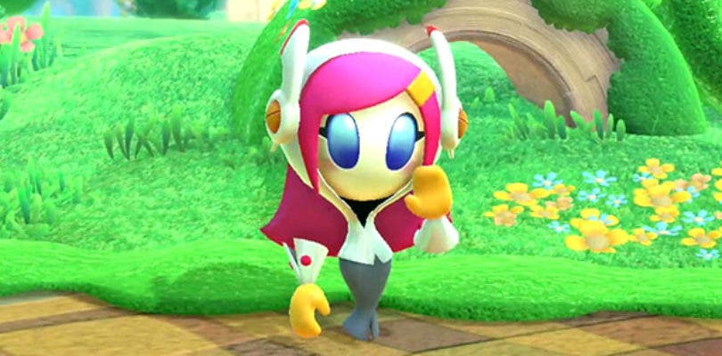 Susie se luce a su llegada a Kirby Star Allies en un nuevo vídeo