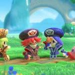Kirby Star Allies nos presenta en un nuevo vídeo a las tres hermanas magas