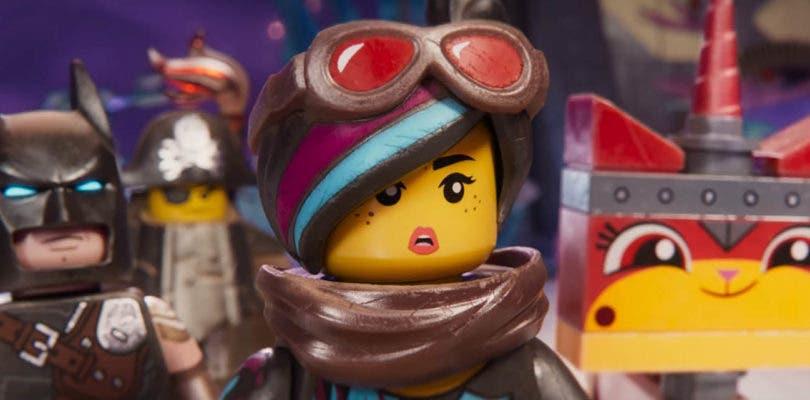 La LEGO película 2 vuelve con un tráiler por piezas cargado de humor