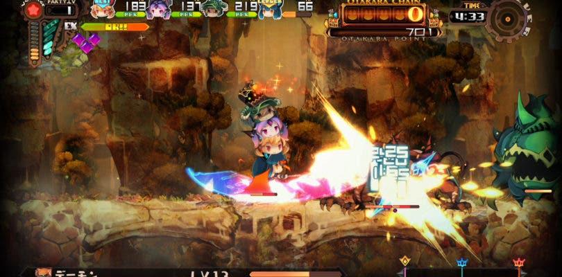 Lapis X Labyrinth se luce en un nuevo gameplay y una galería de imágenes