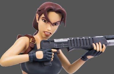Gaming Heads muestra la segunda pieza conmemorativa de Tomb Raider y valida su reserva