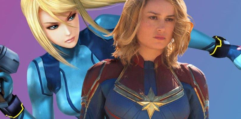 A Brie Larson le gustaría protagonizar un live-action de Metroid