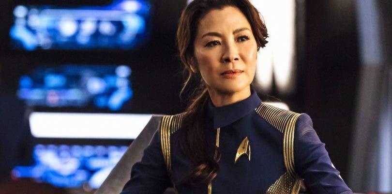 La capitana Philippa camino de protagonizar un spin-off de Star Trek: Discovery