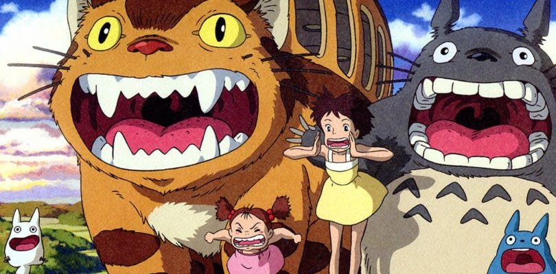Mi vecino Totoro regresará a los cines de España el próximo diciembre