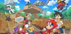 Ninja Box, un RPG de Bandai Namco para Nintendo Switch, se lanza en 2019 en Japón