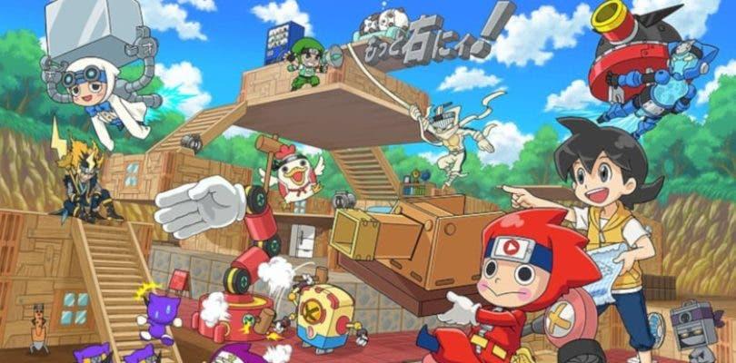 Finalmente Bandai Namco presenta su nuevo RPG para Switch: Ninja Box