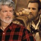 George Lucas podría volver a Star Wars para dirigir el spin-off de Obi-Wan