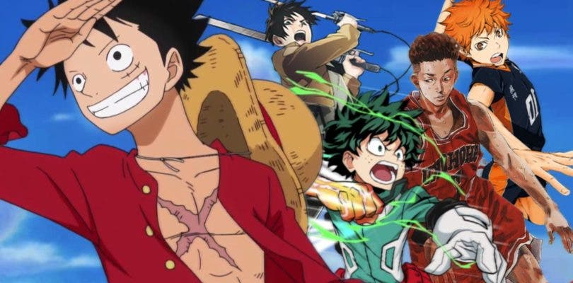 Top 10 mangas más vendidos en 2018: One Piece sigue dominando Japón